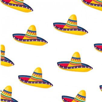Padrão de cultura mexicana