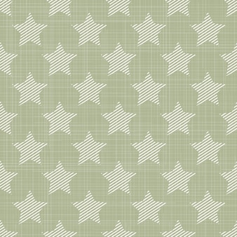 Padrão de estrelas em têxteis, fundo geométrico abstrato. ilustração de estilo criativo e luxuoso