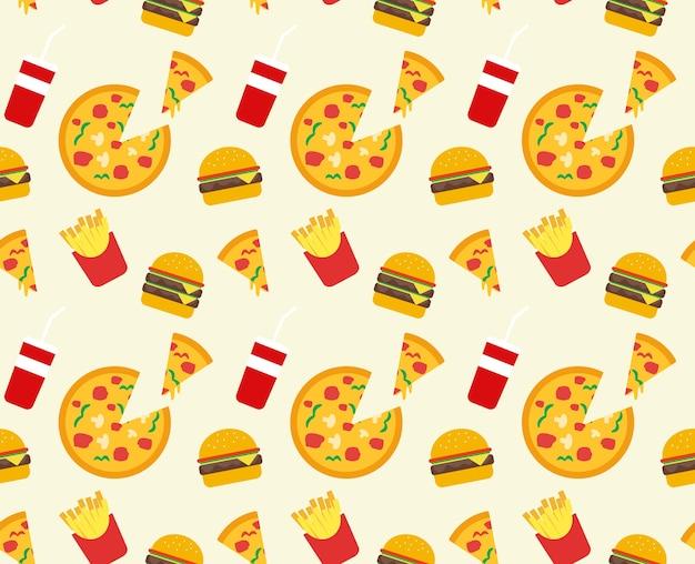 Padrão de fast food