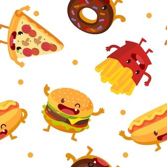 Padrão de fastfood