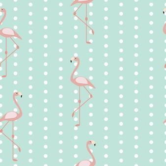 Padrão de flamingo