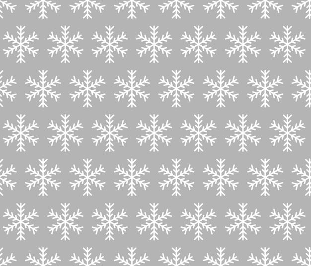 Padrão de flocos de neve