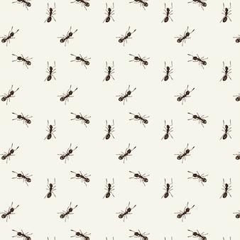Padrão de formiga