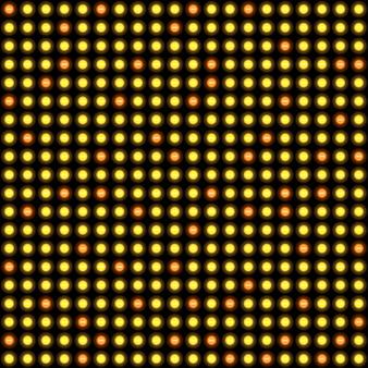 Padrão de fundo abstrato de lâmpada