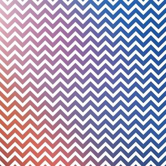 Padrão de gradiente zig zag, fundo geométrico abstrato. ilustração de estilo elegante e luxuoso
