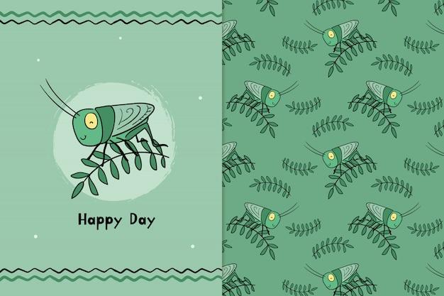 Padrão de insetos