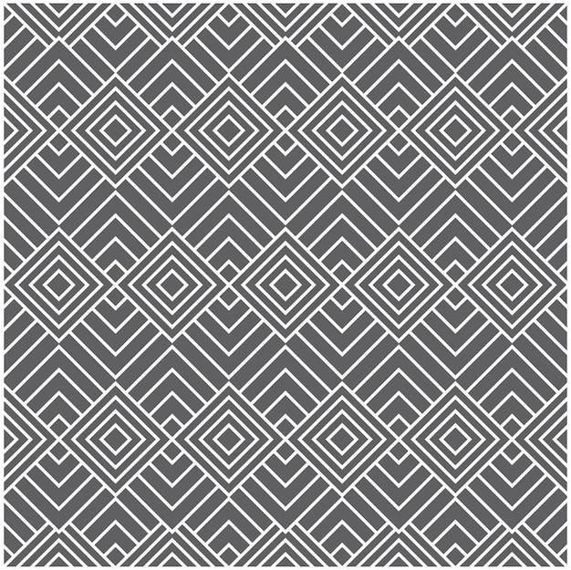 Padrão de linha geométrica abstrac