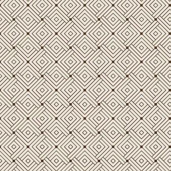 Padrão de linhas abstratas planas lineares