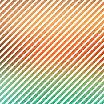 Padrão de listras gradientes, fundo geométrico abstrato. ilustração de estilo elegante e luxuoso
