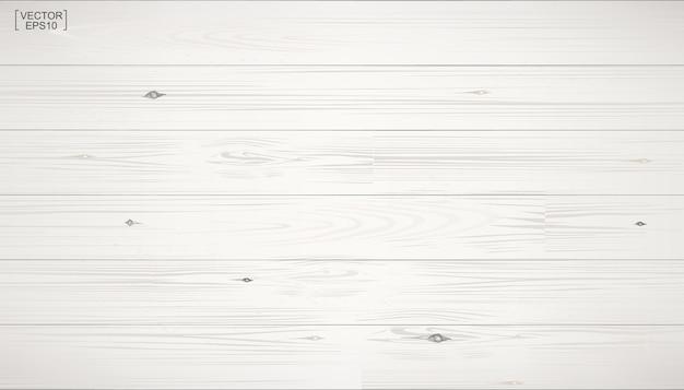 Padrão de madeira branca e textura para o fundo