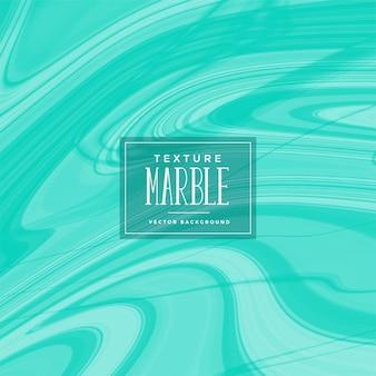 Padrão de mármore líquido abstrato turquesa