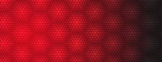 Padrão de meio-tom circular com fundo gradiente