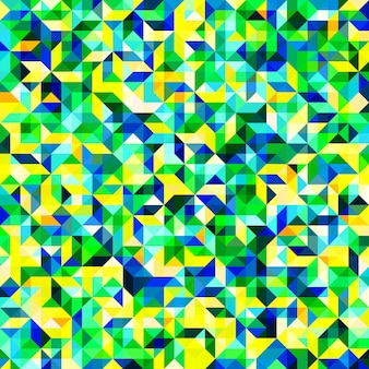 Padrão de mosaico abstrato