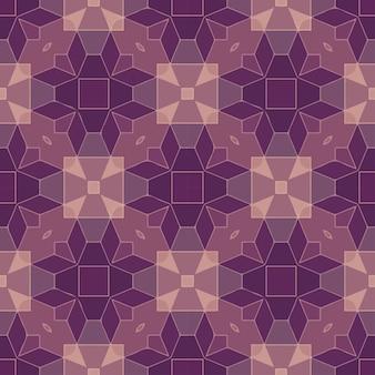 Padrão de mosaico. perfeito para design de papel de parede, design têxtil ou qualquer outra pessoa sua ideia de design.