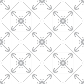 Padrão de mosaico sem costura