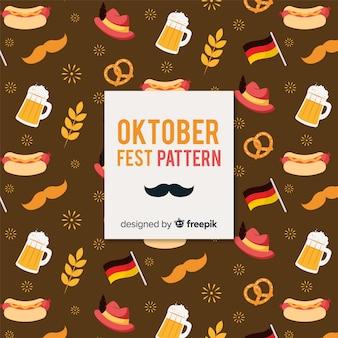 Padrão de oktoberfest