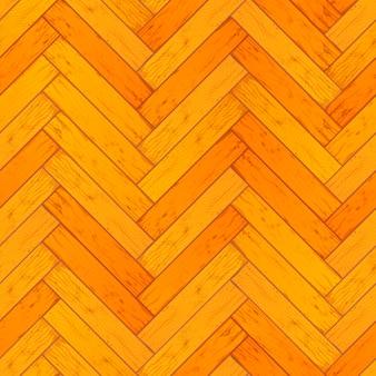 Padrão de parquet de madeira