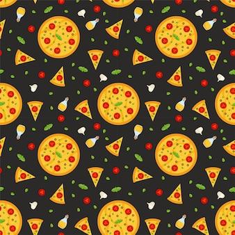 Padrão de pizza