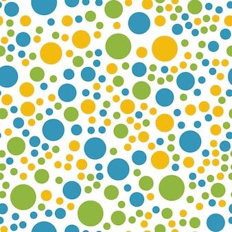 Padrão de pontos aleatórios, fundo de formas abstratas. ilustração geométrica simples. estilo criativo e luxo