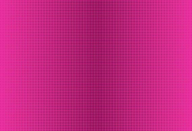 Padrão de pontos de cor