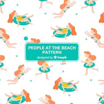 Padrão de praia