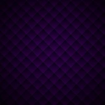 Padrão de quadrados geométricos roxos abstratos