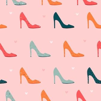 Padrão de sapato