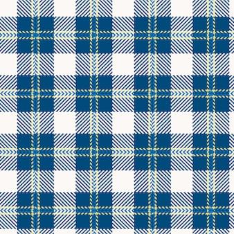 Padrão de tartan sem emenda. textura de tecido escocês.