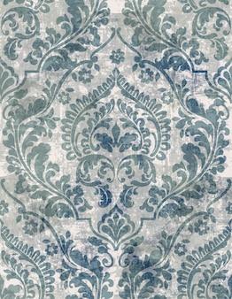 Padrão de textura barroca real