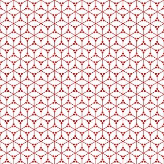 Padrão de textura de fundo branco vermelho