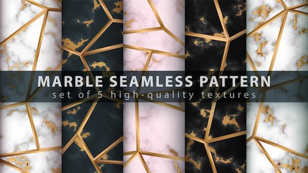 Padrão de textura de mármore sem costura