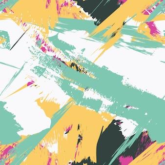 Padrão de textura sem emenda de grunge para impressão