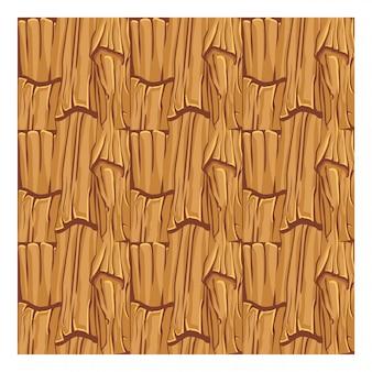 Padrão de textura sem emenda de madeira