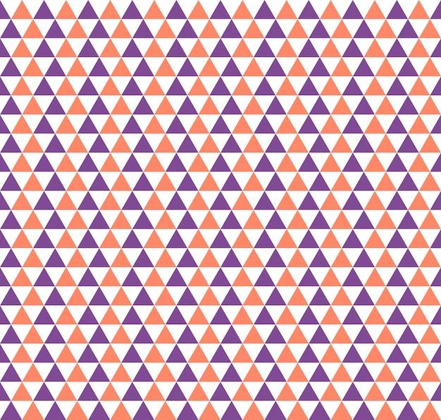 Padrão de triângulo, fundo geométrico simples. ilustração de estilo elegante e luxuoso