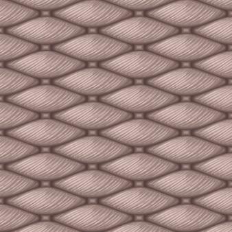 Padrão de tricô