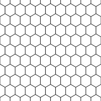 Padrão de vetor sem emenda. textura de fundo geométrico. cor preto e branco. estilo simples e moderno em design plano.