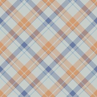 Padrão de xadrez sem costura tartan escócia. tecido de fundo retrô. textura geométrica quadrada de cor de seleção vintage para impressão têxtil, papel de embrulho, cartão de presente, papel de parede.