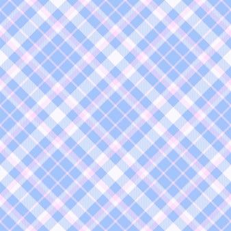 Padrão de xadrez sem costura tartan escócia. tecido de fundo retrô. textura quadrada geométrica de cor de seleção vintage.