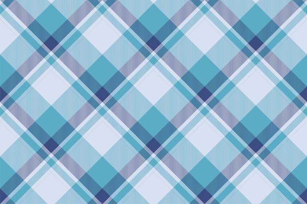 Padrão de xadrez sem costura tartan escócia. tecido de fundo retrô. vintage quadrado geométrico.