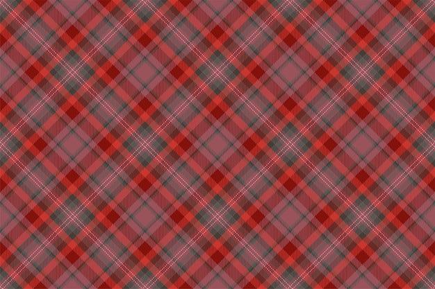 Padrão de xadrez sem costura tartan escócia. textura geométrica quadrada de cor vintage seleção.