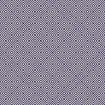Padrão diagonal leste interminável de fundo azul