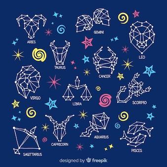 Padrão do zodíaco