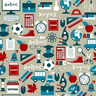Padrão elementos da escola