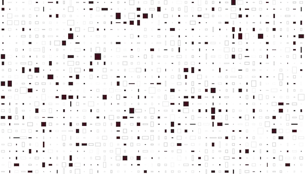 Padrão em mosaico de pixel
