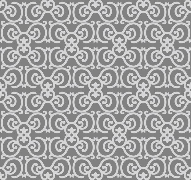 Padrão geométrico abstrato impressão