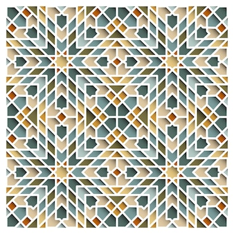 Padrão geométrico de marrocos para fundo, papel de parede.