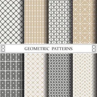Padrão geométrico, preenchimentos de padrão, página web, plano de fundo, superfície e texturas