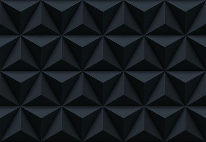 padrão geométrico triângulo