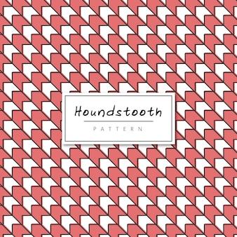 Padrão houndstooth