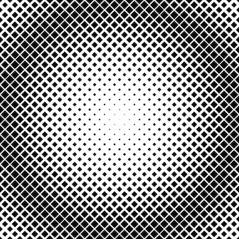 Padrão quadrado de meio-tom geométrico abstrato